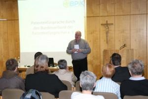 Vortrag von Detlef Schliffke