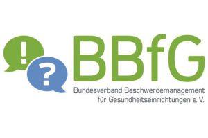 Bundesverband Beschwerdemanagement für Gesundheitseinrichtungen e.V. (BBfG) unterstützt Bündnis für gesunde Krankenhäuser
